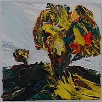 Harry Meyer Baum, 2008, OelLw, 42 x 42 cm .JPG